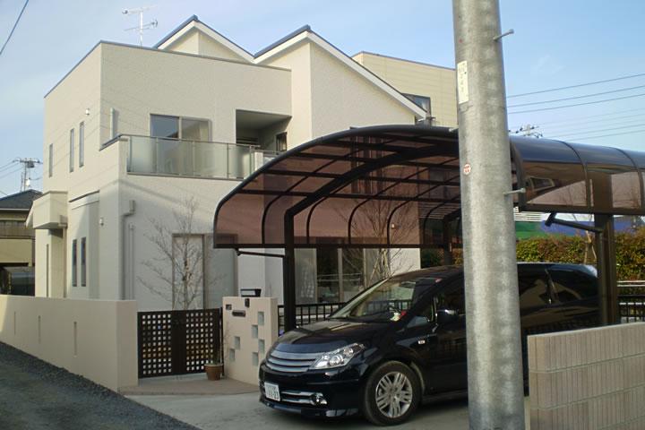 エクステリアのリフォーム ~水戸市 Tさん邸~