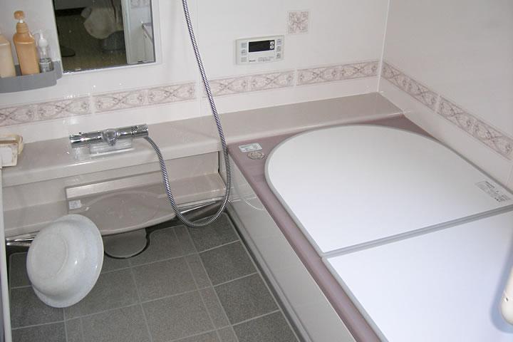 浴室のリフォーム ~水戸市 Sさん邸~
