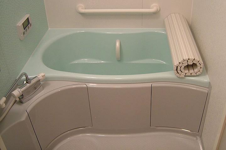 浴室のリフォーム ~水戸市 Hさん邸~