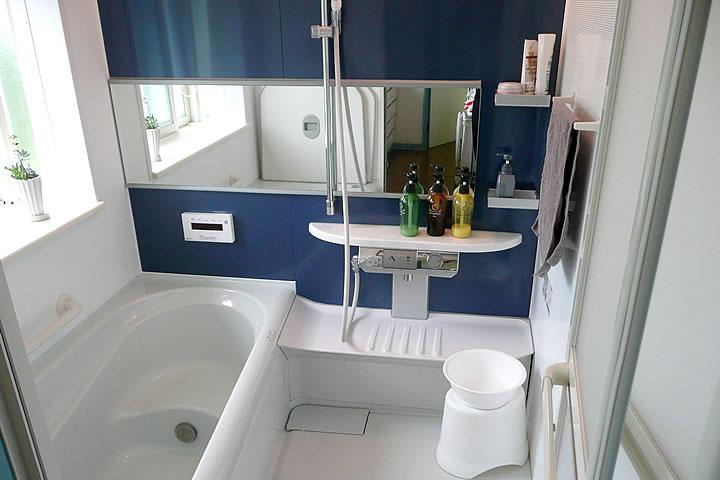 浴室のリフォーム ~水戸市 Kさん邸~