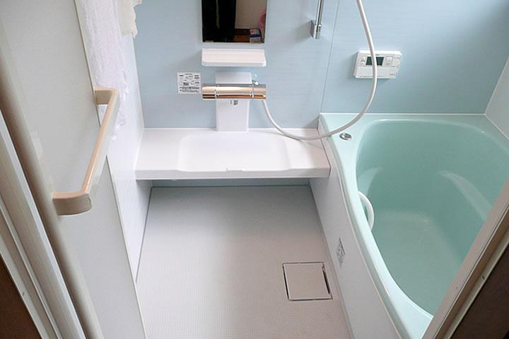 浴室のリフォーム ~ひたちなか市 Oさん邸~