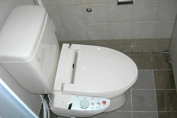 トイレのリフォーム ~水戸市某デパート~