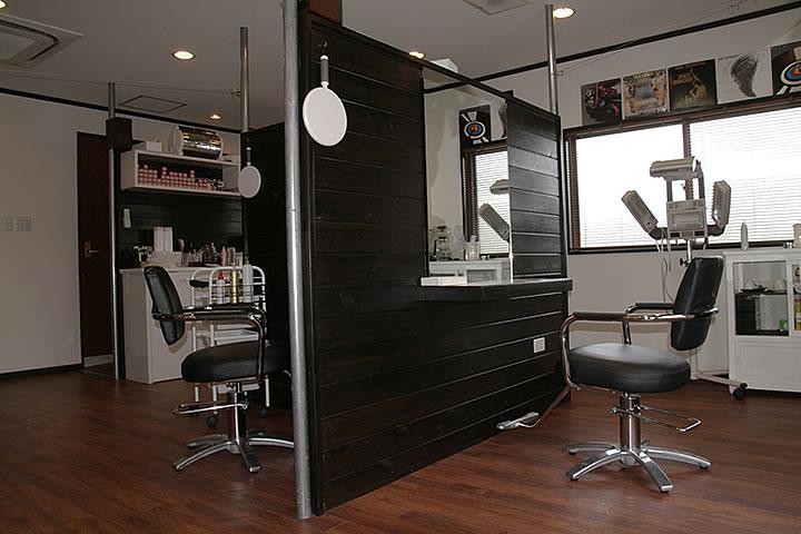 新店舗の設計・施工 ~美容室「Poul」様~